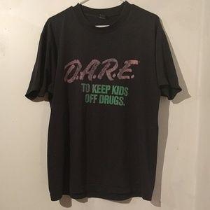 Vintage D.A.R.E. Tee